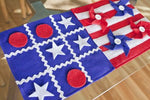 Summer Quiet Book Pattern - 4th of July