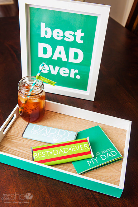 Father's Day Printable Set