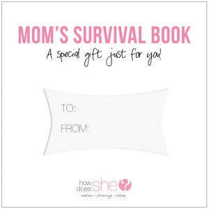 Mom's Survival Book
