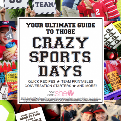 Your Ultimate Guide to Those Crazy Sports Days eBook
