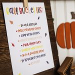 Hello Fall Printable Bundle