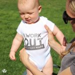T-Shirt Transfer -  I Work Out