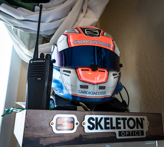 INNOVATION, DRIVE LEAD TO STRATEGIC ALLIANCE BETWEEN IMSA AND SKELETON OPTICS