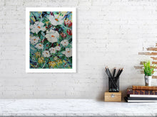 Load image into Gallery viewer, Blue Range Lots of White Flowers