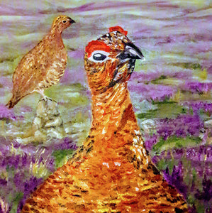Grouse Pair