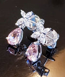 Morganite Dangling