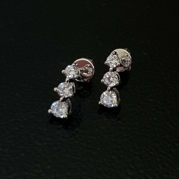 Trilogy Earring