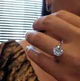 3 Carats Engagement Ring