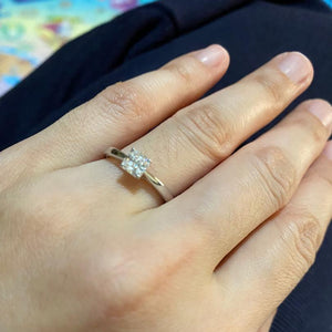 Delicated Princess Ring