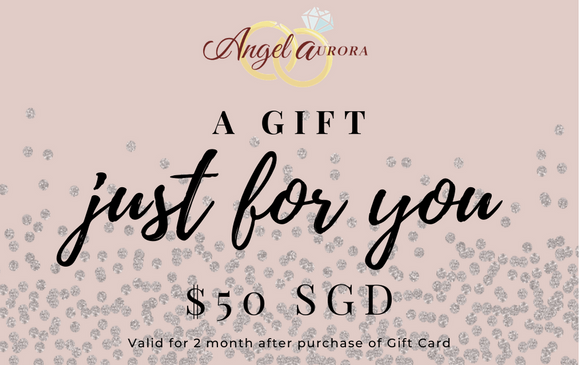 Angel Aurora Gift Card