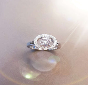 Halo Dazzle Ring