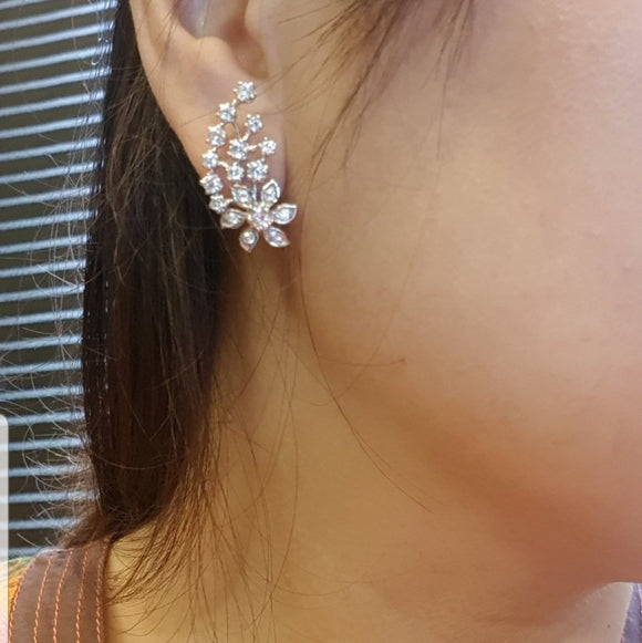 Peranakan Sophisticated Earring