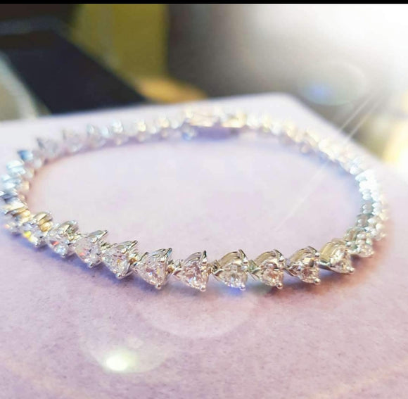 Heartshaped Bracelet