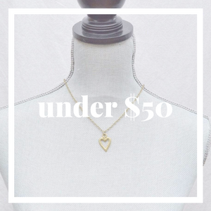 items under $50 | clothing & jewelry | bloom boutique