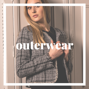 outerwear | bloom boutique