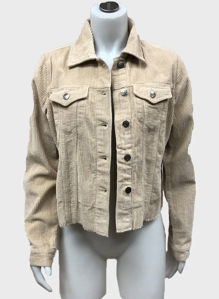 Bloom Boutique - Corduroy Jacket