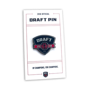 MHL Draft Pin