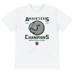 Anxietees 2019 Champion Eco Tee