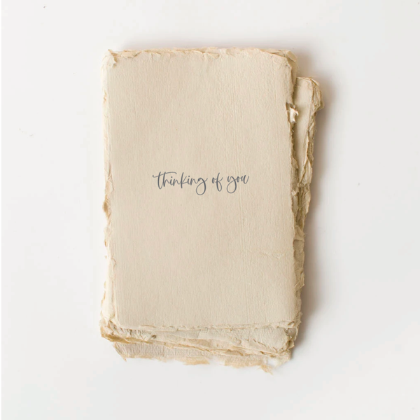 Thinking of You Card |  | Paper Baristas