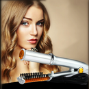 2 in 1 Rotating Hair Dryer and Styler