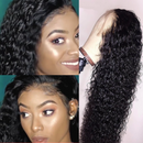 Brazilian Water Wave 360 Lace Frontal Wigs | Human Hair