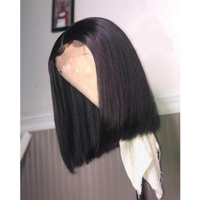 Fashion Bob Wigs | Lace Front Wig | Silky Straight Hair