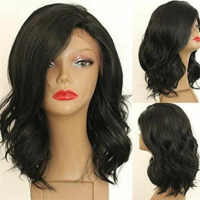 Lace Wigs Body Wave Hair |150% Density Brazilian Remy Hair Pre Plucked Hairline Wigs