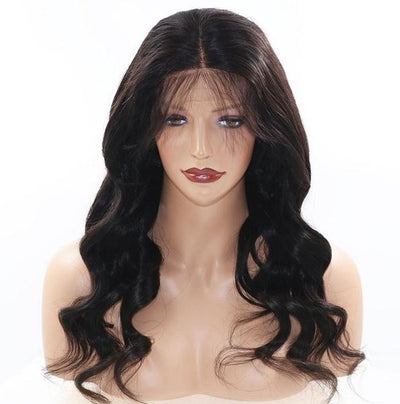 Lace Front Human Hair Wigs | Body Wave Human Hair Wigs