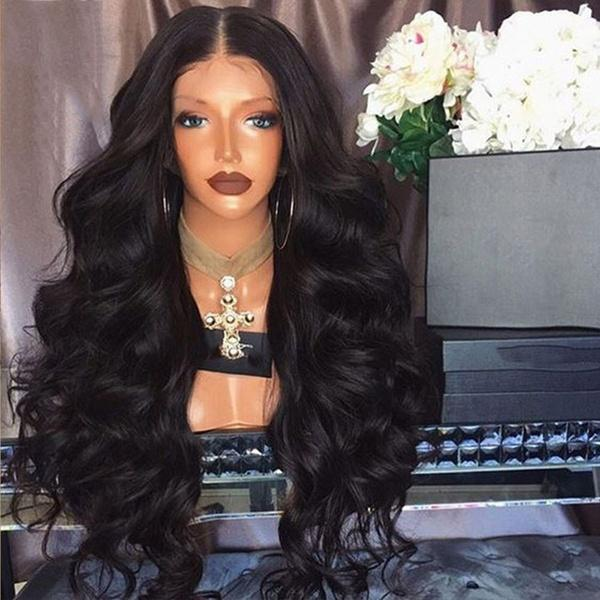 Long Wavy Hairstyle Wig |Fashion Heat Resistant Hair Wig