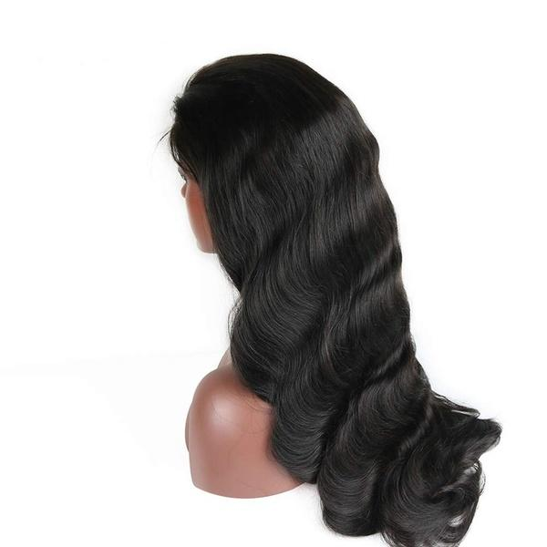 Body Wave Lace Front Human Hair Wigs |140% Density Pre Plucked Hairline with Baby Hair