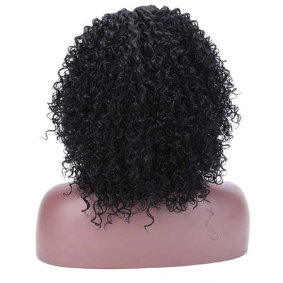 Short Afro Curly Wigs | Premium Soft Hair | Lace Front Wigs | Natural Looking Hair