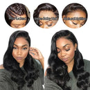 Body Wave Lace Front Hair Wigs |Brazilian Body Wave Lace Front Wig