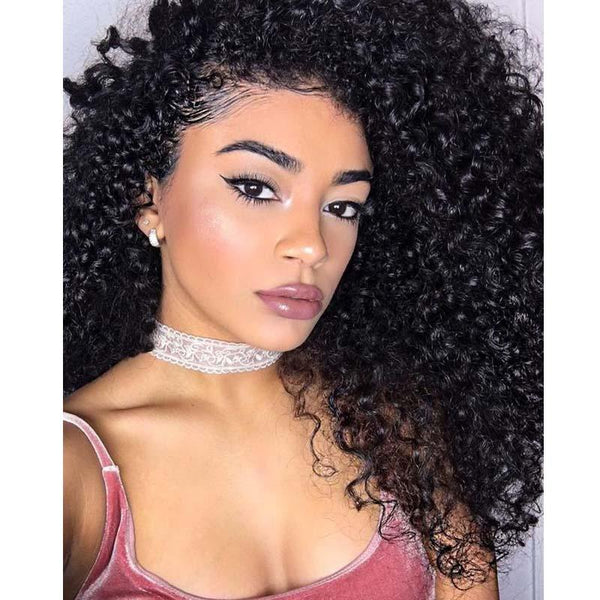 Womens Girls Fashion Style Wavy Curly Long Full Wigs