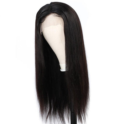 (🔥HOT)NEW 360°Lace Frontal Magic Wig - Straight  Short WIG