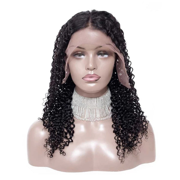 Tuneful Curly Wigs Human Hair Lace Front Wigs 13*4 Lace Wigs For Black Women