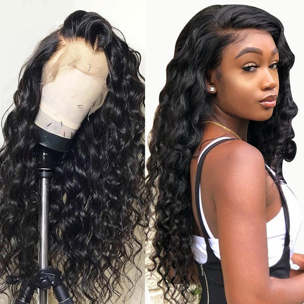 Beautiful Sexy Curly 360 Lace Wig | 100% Virgin Human Wig