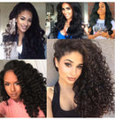 Malaysian Curly Lace Wig | 360 Full Lace Human Hair Wigs