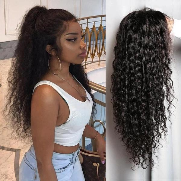 Brazilian Body Wave 360 Lace Wigs 100 Real Remy Human Hair Wigs With Baby Hair