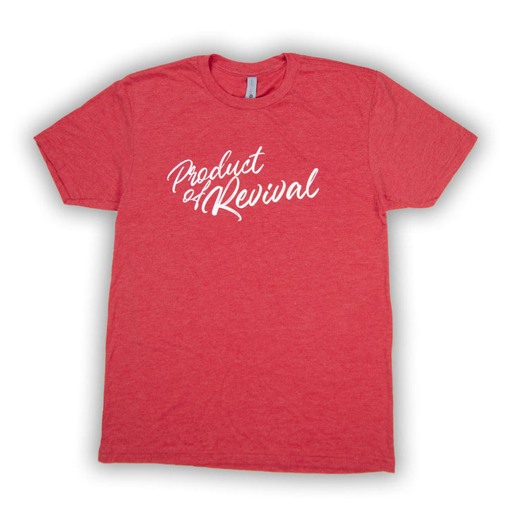 Product of Revival | Vintage Red T-Shirt