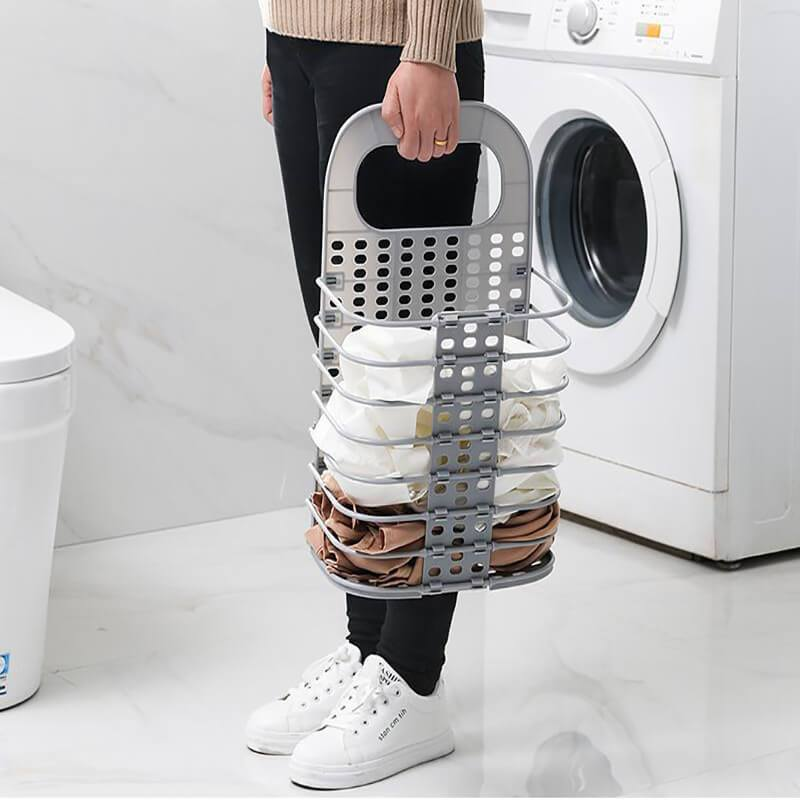 Waterproof Clothes Storage Baskets