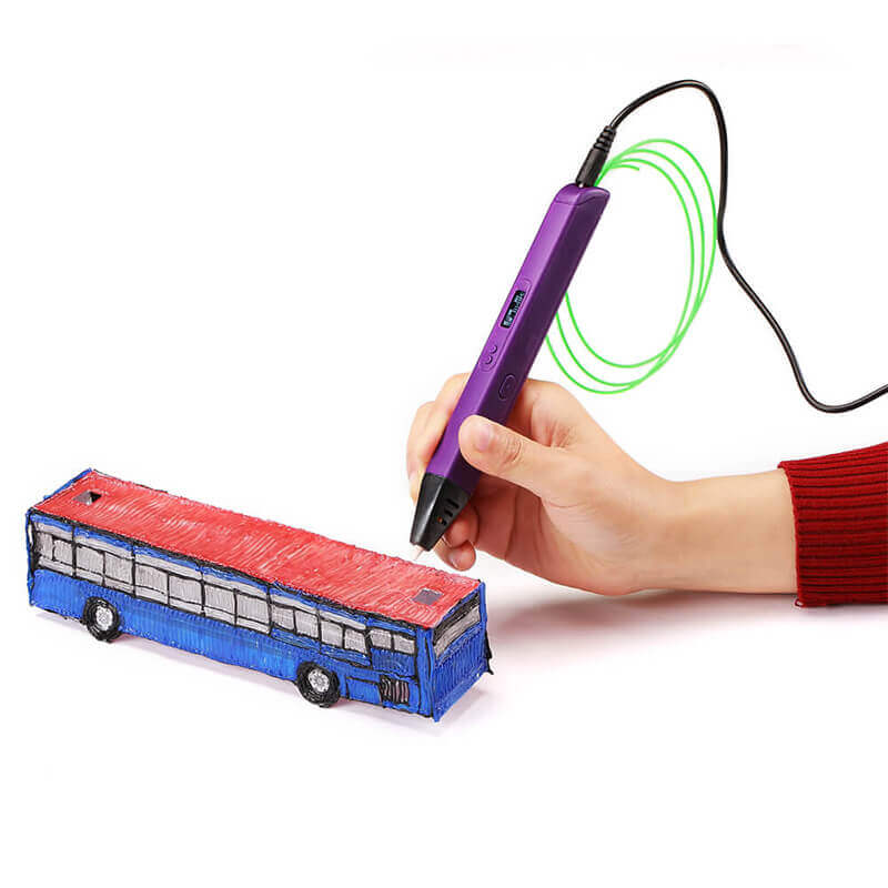 3D Pen | OLED Display