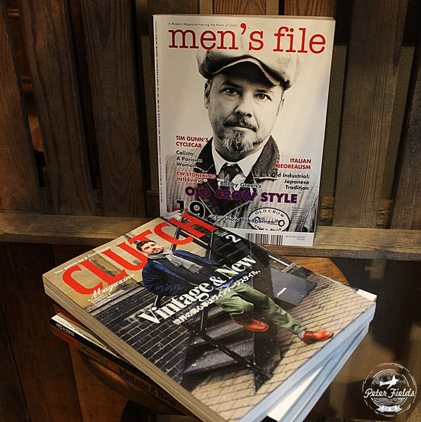 Men's File #19 is out now!!!