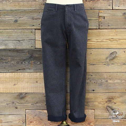 Bedford Twill Brooklyn Pant | Japan Blue | Berlin