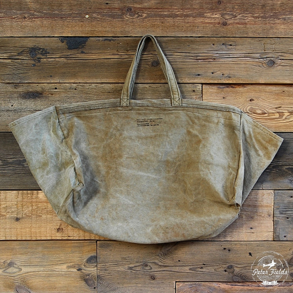 Puebco - Vintage Tent Fabric Stofftasche