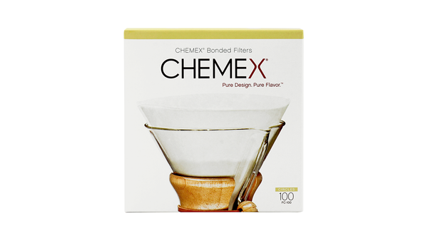 Square Filters for 6, 8 or 10 Cup Chemex