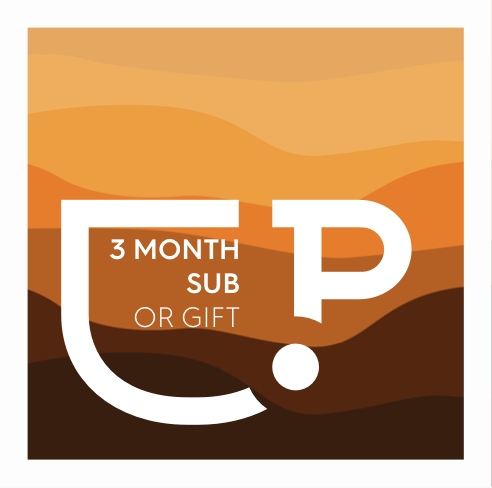 3 Month Turning Point Subscription
