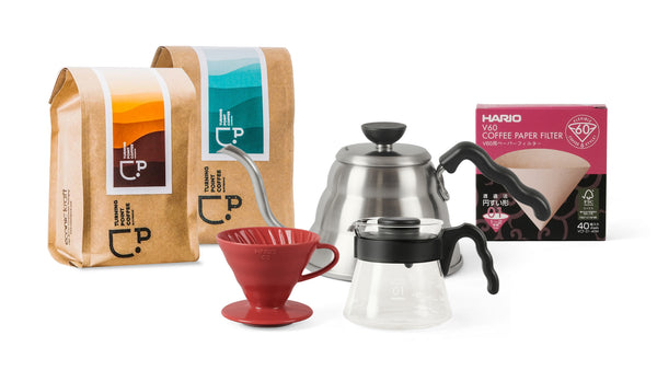 Coffee Brew Kit