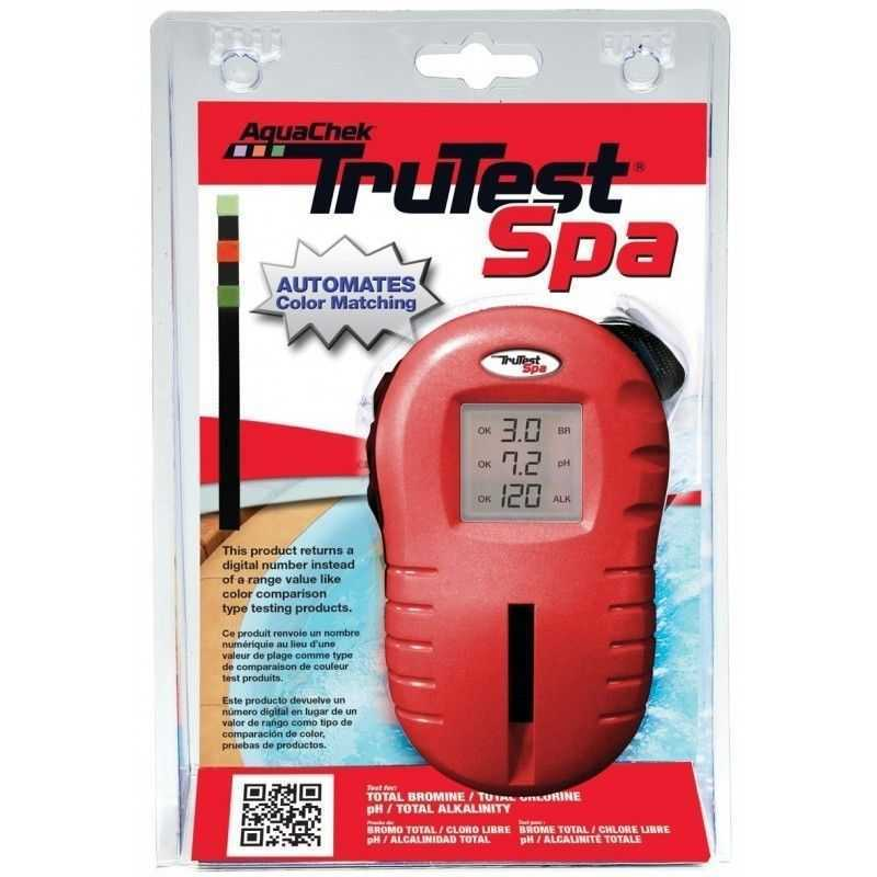 TruTest Digital Strip Reader- Red