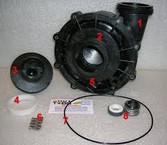 Wet End Repair Kits or Complete
