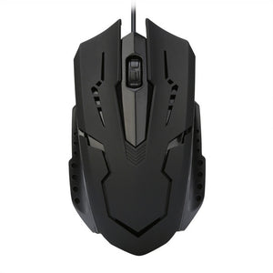 Designer 1200 DPI USB Wired Mouse (Optical) for Gaming - lovelogostore